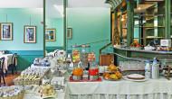 Sala colazioni Hotel Sogno Novara